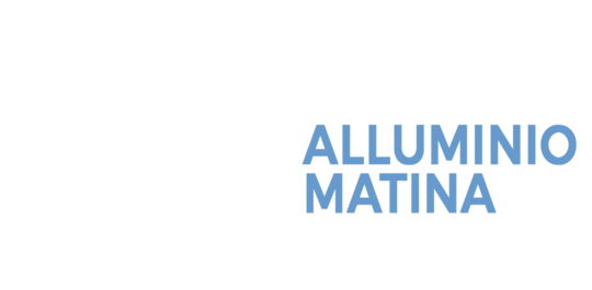 logo alluminio matina